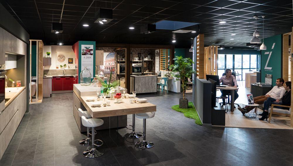 Franchise Ozeo Cuisines Dans Franchise Cuisine