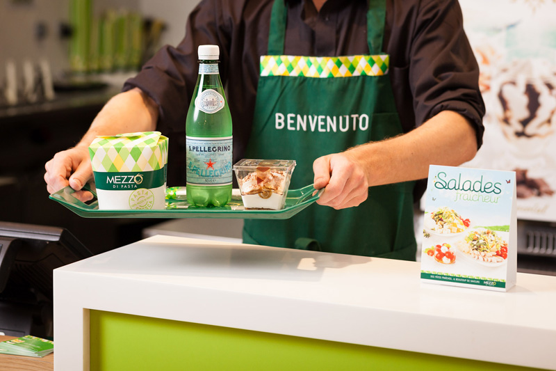 comment devenir franchise mezzo di pasta