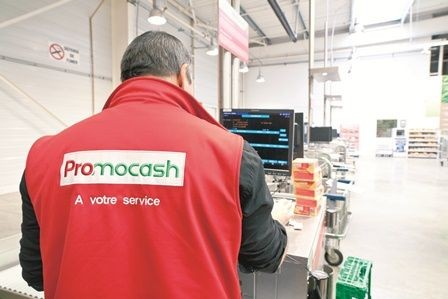 Devenir franchisé Promocash