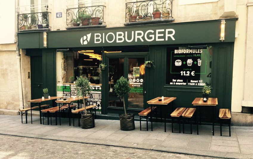 bioburger restauration rapide