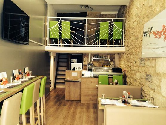 montpellier accueille un nouveau restaurant esprit sushi. Black Bedroom Furniture Sets. Home Design Ideas