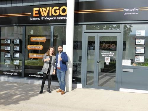 Ewigo : couple franchisé Mtp