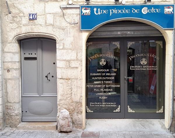 ouverture dun magasin une pince de celte saint maximin la sainte baume 83. Black Bedroom Furniture Sets. Home Design Ideas