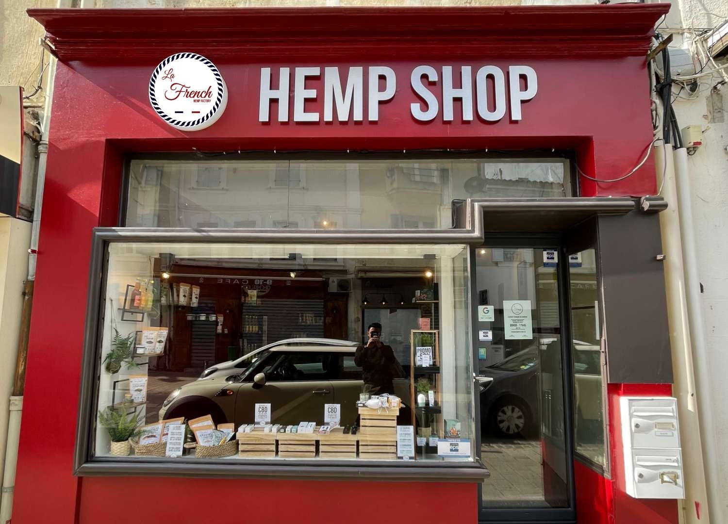 FRANCHISE LA FRENCH HEMP FACTORY