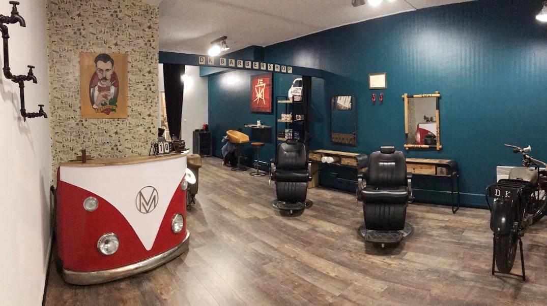 Franchise Dk Coiffure Barber Shop Dans Franchise Coiffure Produits Salons