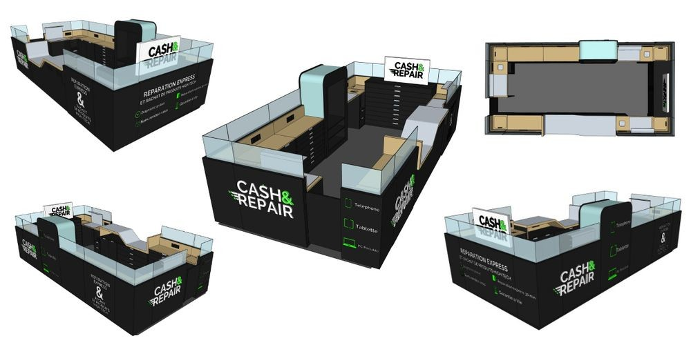 FRANCHISE CASH AND REPAIR