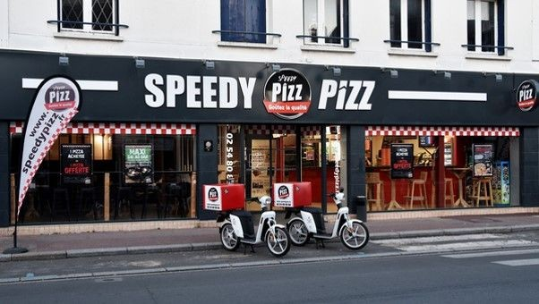FRANCHISE SPEEDY PIZZ