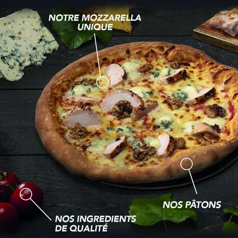 Franchise La Boite A Pizza Dans Franchise Pizzéria