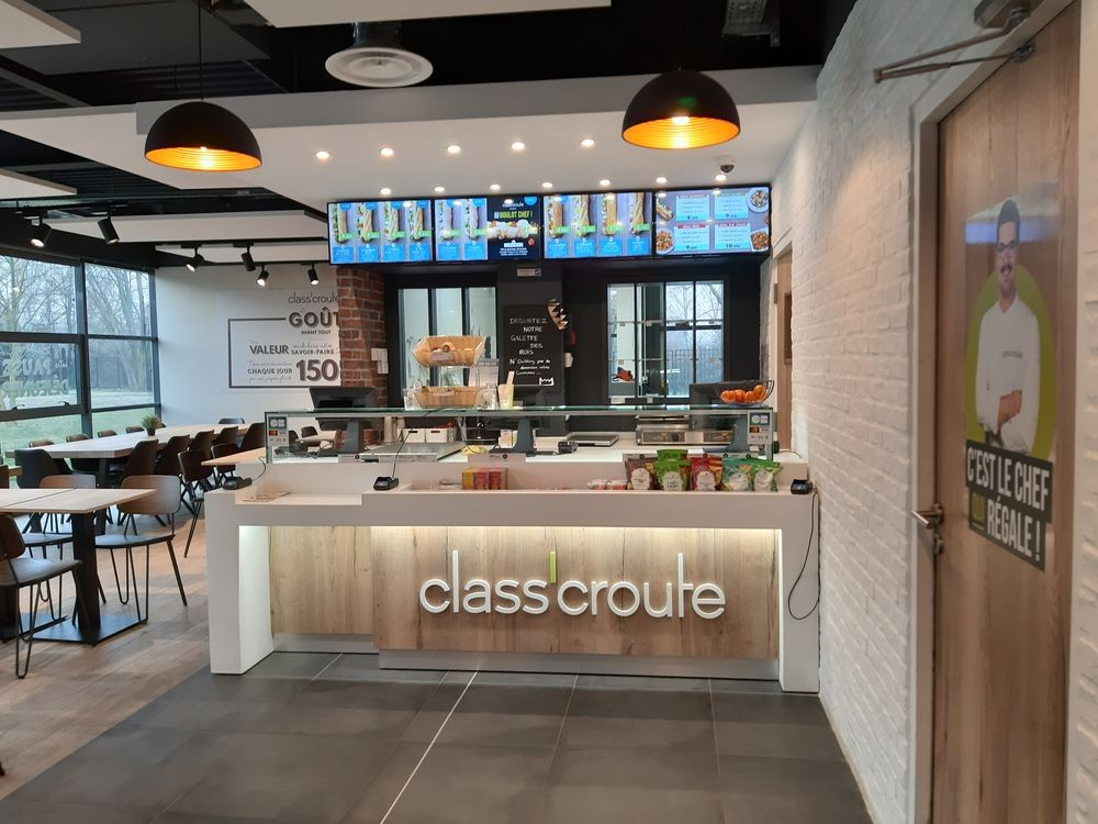 Franchise Class Croute Dans Franchise Restauration Rapide