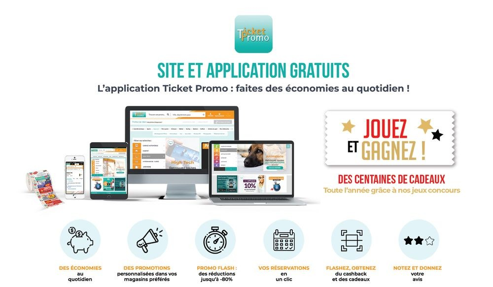 TICKET-PROMO-FRANCHISE-PUB-MARKETING-COMMUNICATION