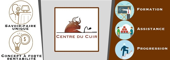 franchise centre du cuir