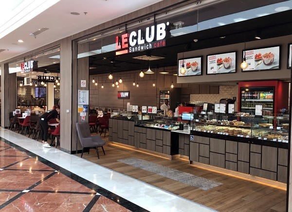 FRANCHISE LE CLUB