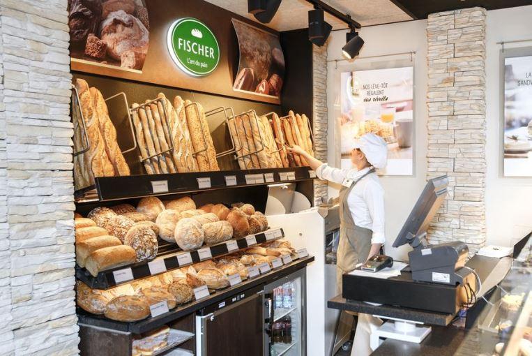 créer une boulangerie en franchise avec FISCHER
