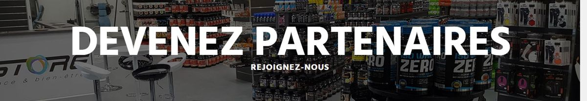Franchise Fitstore magasin fitness et nutrition sportive