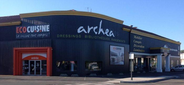 archea albi un nouveau magasin pour lamnagement de la maison. Black Bedroom Furniture Sets. Home Design Ideas