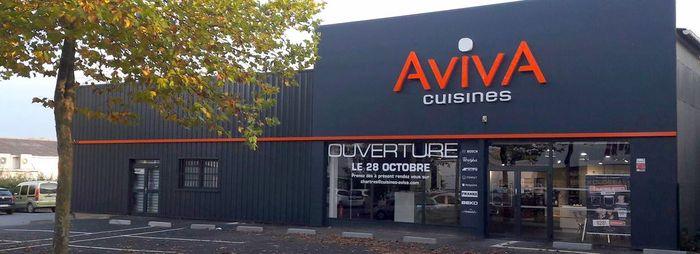 Un magasin aviva ouvre ses portes chartres - Cuisine plus barjouville ...