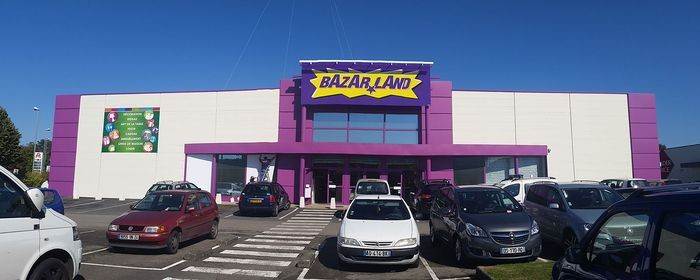 magasin discount bazarland