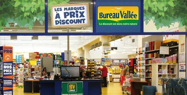 Franchise Bureau vallee dans Franchise Fournitures de bureau
