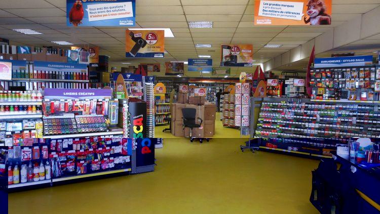 Bureau vallée ouvre un e nouveau magasin belge à charleroi