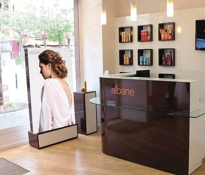Ouvrir un salon de coiffure Camille Albane : conditions et avantages