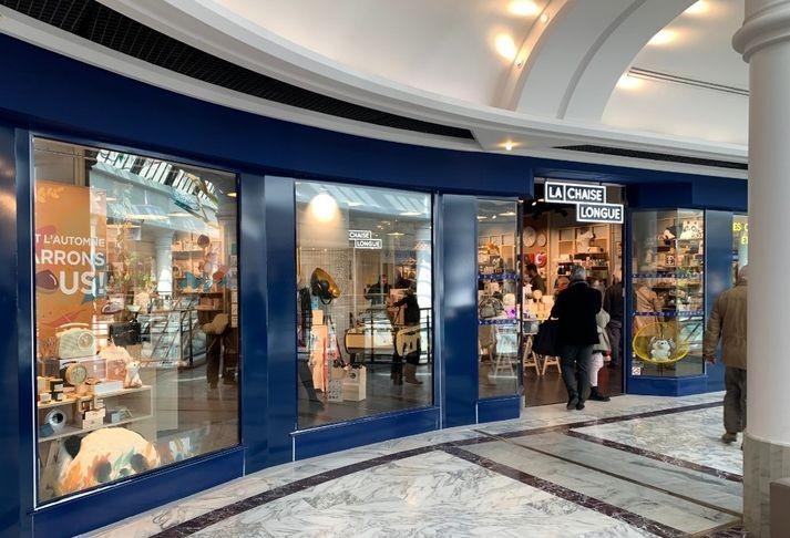 La Chaise Longue ouvre une nouvelle boutique de décoration