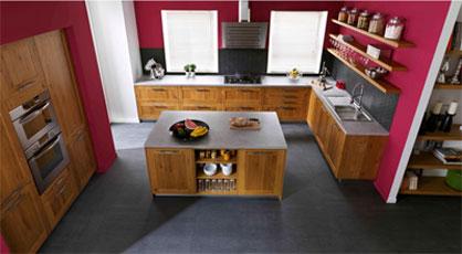 Un vent de modernit souffle sur la gamme bois de schmidt for Avis sur cuisine schmidt