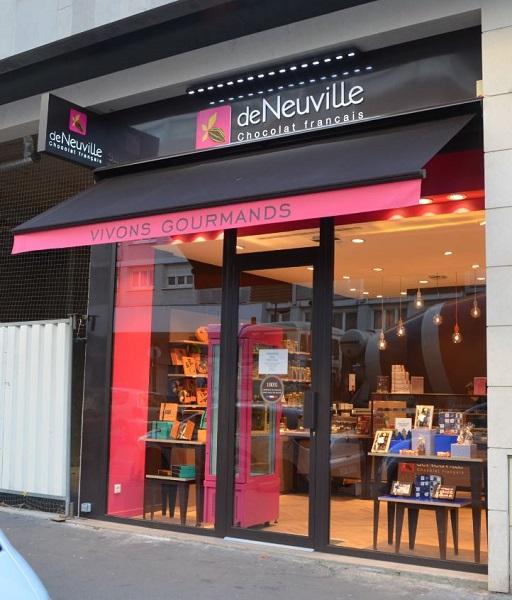 Franchise De neuville dans Franchise Chocolatier 2323acc5ea13