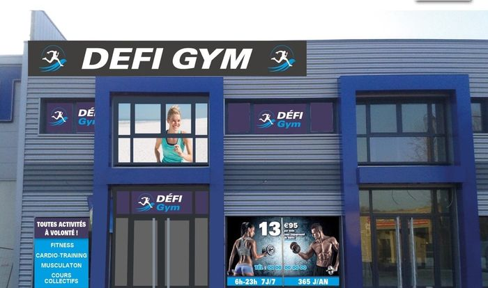 defi gym ouvre un nouveau club andelnans pr s de belfort. Black Bedroom Furniture Sets. Home Design Ideas
