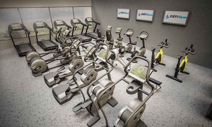 Franchise DEFI Gym entreprendre fitness