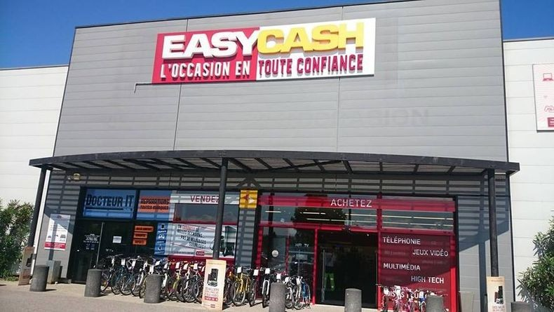 magasin easy cash à valence