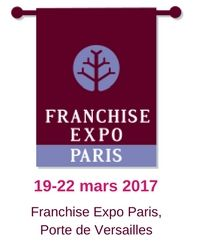 Franchise Expo Paris 2017 entrée gratuite