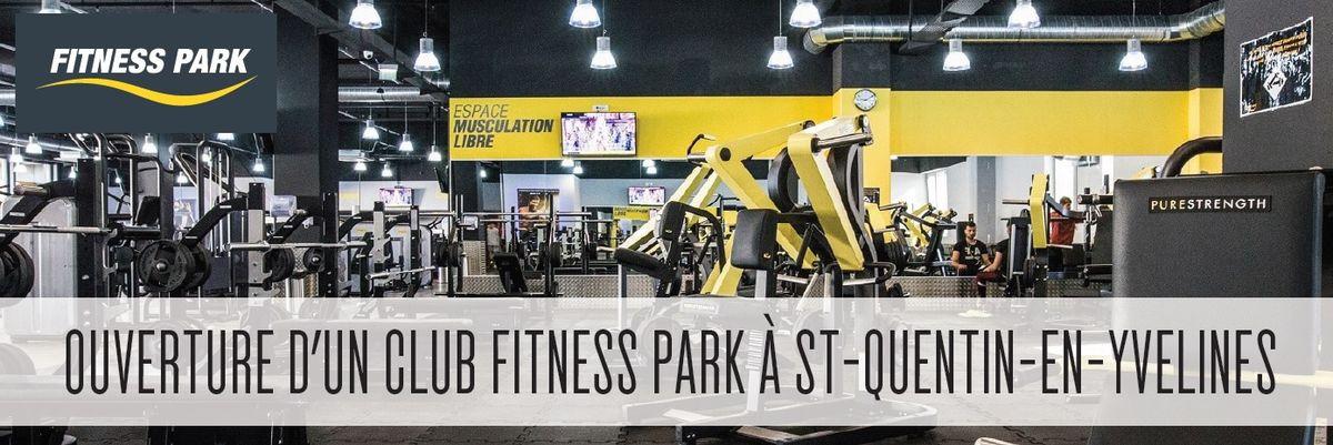 fitness park saint quentin 2000m2 d di s au fitness au c ur des yvelines. Black Bedroom Furniture Sets. Home Design Ideas