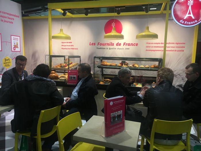 Les Fournils de France Franchise Expo