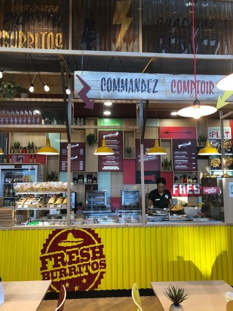 Comptoir Fresh Burritos