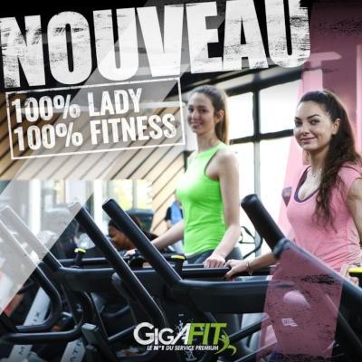 Gigafit Lance Un Concept De Salles De Sport 100 Reservees Aux Femmes