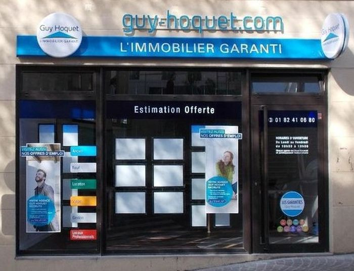 Immobilier dans le val d oise une nouvelle agence guy for Agence immobiliere guy hoquet