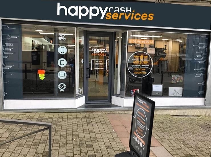magasin happy cash services guingamp