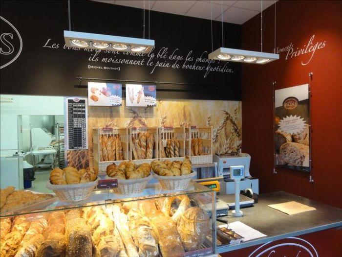 Histoire de pains au salon franchise expo for Salon restauration paris