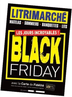 black friday top d part pour une semaine de r ductions chez litrimarch. Black Bedroom Furniture Sets. Home Design Ideas