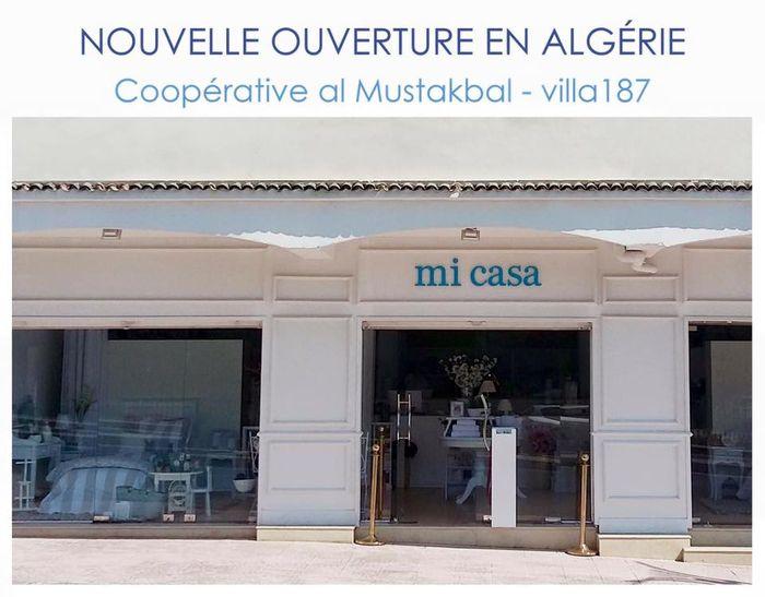 mi casa ouvre pour la premire fois en algrie - Vente Article De Decoration Alger