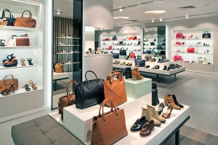 magasin de chaussures minelli