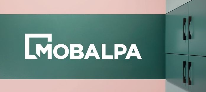 Un Nouveau Logo Pour Mobalpa