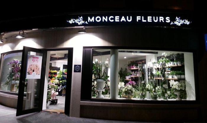 Monceau fleurs ouvre un nouveau magasin en suisse - Magasin ouvert aujourd hui haut rhin ...