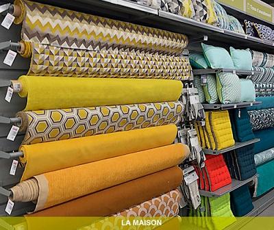 zoom sur les atouts du gant mondial tissus. Black Bedroom Furniture Sets. Home Design Ideas