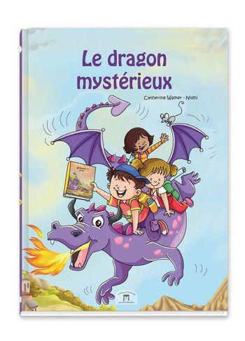livre le dragon mystérieux mon monde à moi