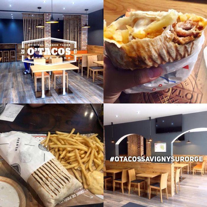 O tacos inaugure son nouveau restaurant de savigny sur orge for Piscine de savigny sur orge