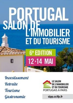 6e salon de l immobilier et du tourisme portugais optimhome parmi les exposants - Salon immobilier portugal ...