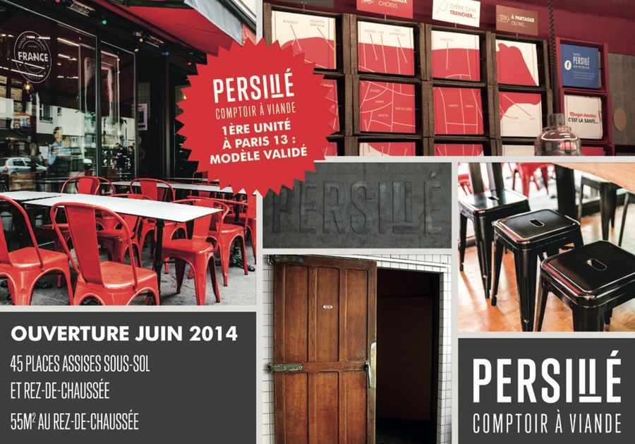 FRANCHISE PERSILLE