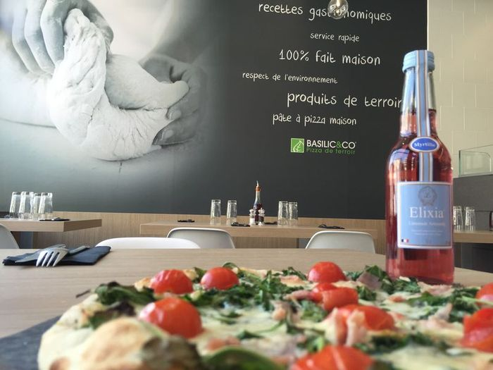 Franchise Basilic & Co pizza du terroir