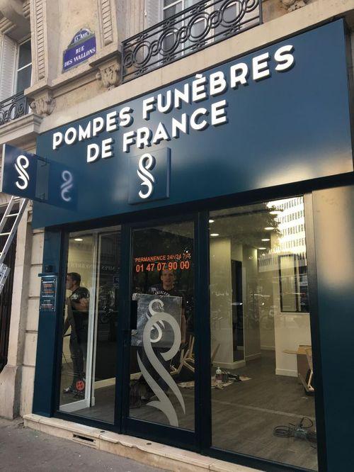franchise-pompes-funebres-france-paris13 L'actualité du funéraire de ce lundi 25 septembre 2017